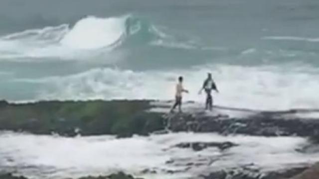 UAE Sea Alert: 12-feet waves, strong winds next 48 hours