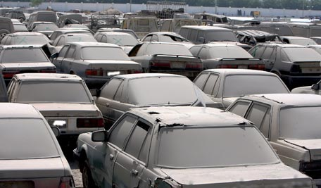 Abandoned Cars In Dubai >> Pay fine or confiscated car on auction - Emirates 24|7