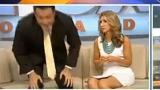 Photo: On-air meltdown: Presenter refuses to report Kardashians