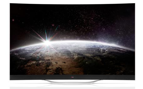 "LG claims that its new range of TVs ""deliver deepest blacks and richest colours"" (Supplied)"