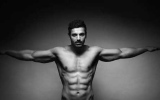 Photo: Video: John Abraham reveals six-pack regimen