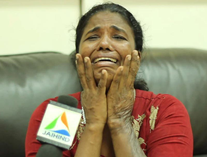 Rajamma, who came to the UAE about four months ago, leaves for Thiruvananthapuram tonight (Tuesday). (Supplied)