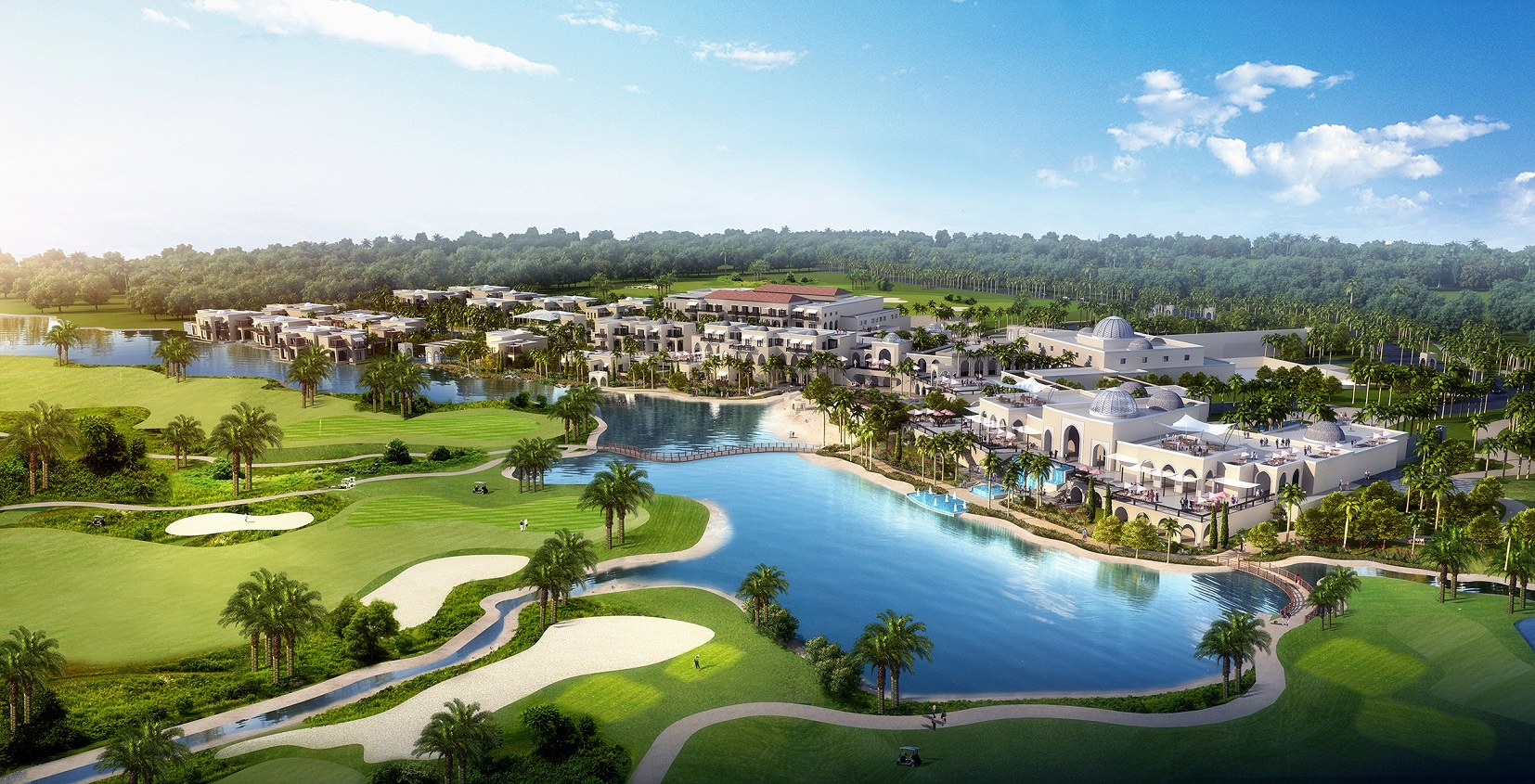 Dubai real estate market stable; oversupply fears ruled out - Emirates ...