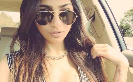 Mia Khalifa Lebanese Star