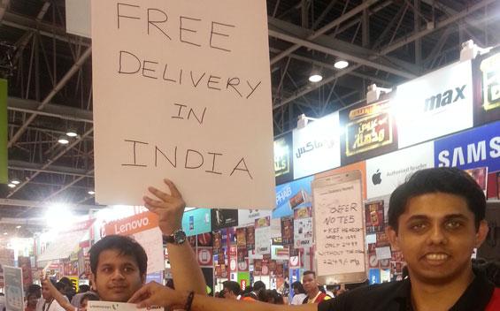Gitex: Buy in Dubai, delivery in India - Emirates24|7