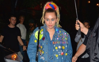 Photo: Miley Cyrus settles We Can't Stop lawsuit