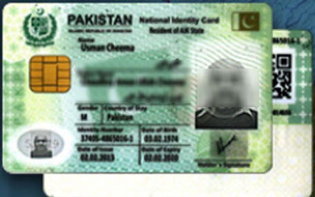 UAE's Pakistani missions stop Nadra card forms