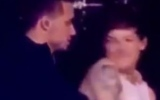 Photo: One Direction's Louis and Liam just push on stage?