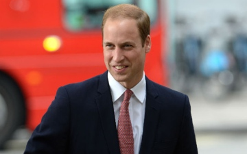 Photo: Prince William's new royal role