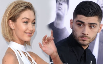 Photo: Gigi Hadid reaches out to Zain Malik