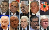 Photo: FIFA scandal: Ex-president of Peruvian Football Federation arrested