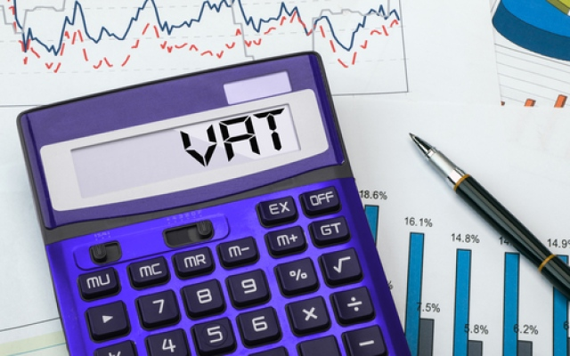 Online registration for VAT effective mid-September