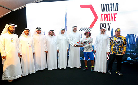 World Drone Prix""