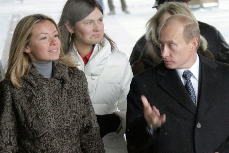 Putin says daughters studying in Russia - Emirates 24 7