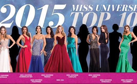 Miss Universe 2015: Miss Philippines Pia Alonzo Wurtzbach
