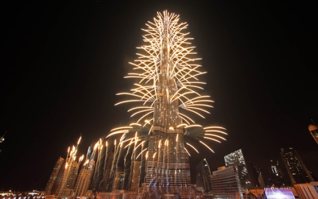 Preparations underway for new year celebrations in Dubai