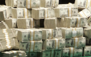 Photo: Nicaragua police seize $1M, arrest 2 in weekend operation