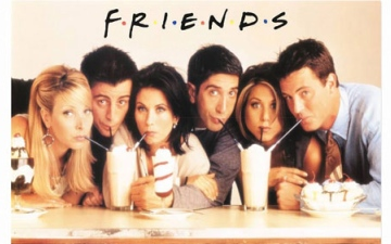 Photo: Friends special 'in talks' for HBO Max