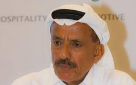 Khalaf Al Habtoor is the head of UAE-based conglomerate Al Habtoor Group (File)