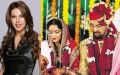 Photo: Pooja Bedi's 'wicked', 'evil' welcome to dad Kabir Bedi's fourth wife