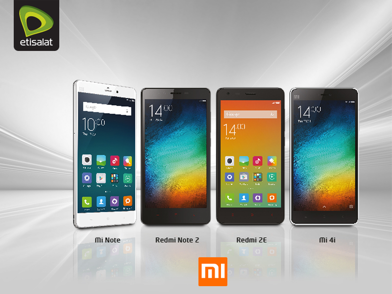 Buy 4G LTE Mi smartphone @ Dh449, get free data for 3 months