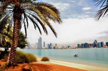 Abu Dhabi. (Shutterstock)