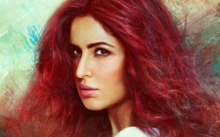 Photo: You won't believe the cost of Katrina's red hair colour in 'Fitoor'