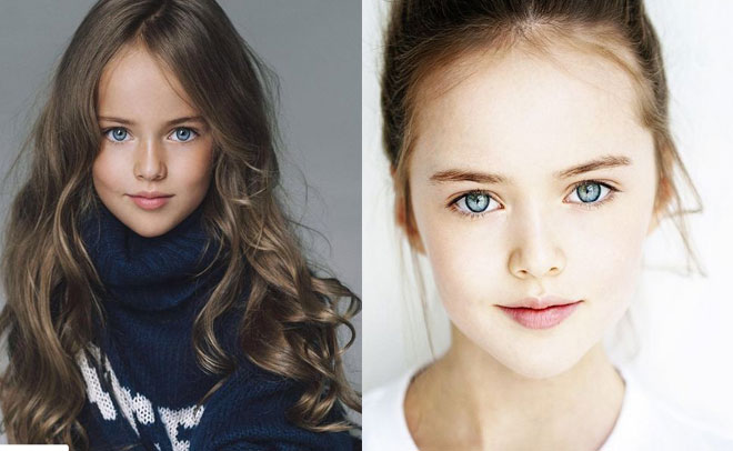 10 Year Old Most Beautiful Girl In The World Faces