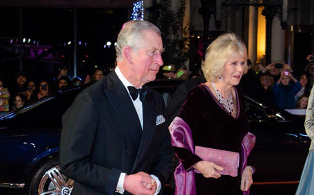 Princes Charles 39 Wants Camilla To Be Given Queen Title