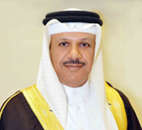 Dr. Abdullatif bin Rashid Al Zayani, Secretary-General of the Gulf Cooperation Council.