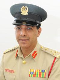 Brigadier Omar Abdul Aziz Al Shamsi, Deputy General Director of Operations, Dubai Police (Supplied)