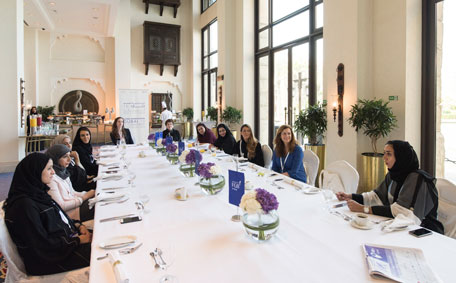 Participants will have an opportunity to meet the seven talented women at Global Women's Forum Dubai, which begins today. (Supplied)