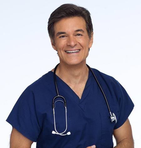 Dr Mehmet Oz. (Supplied)