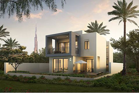 Dubai Property Agents Go All Out To Sell Dh1m Townhouses