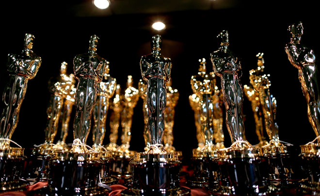 A general view of the atmosphere at the 87th Annual Academy Awards at Dolby Theatre on February 22, 2015 in Hollywood, California. (Getty images)