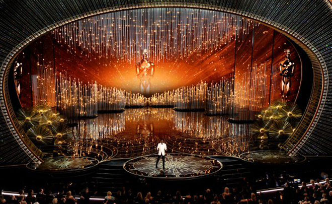 The 88th Academy Awards, the highest honors in the English movie industry, at the Dolby Theatre in Hollywood is hosted by comedian Chris Rock.