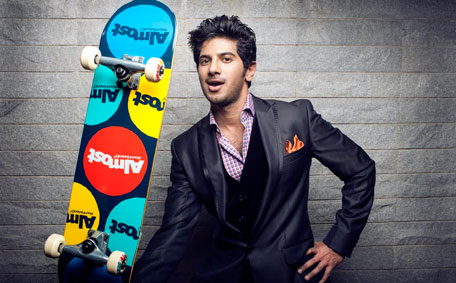 The real Dulquer Salman. (Supplied)