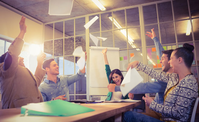 Employee health awareness is beneficial for employees, the community and the company says specialist at Dubai Health Authority. (Shutterstock)