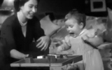 Photo: Rare footage: Queen Elizabeth playing with Prince Charles [video]