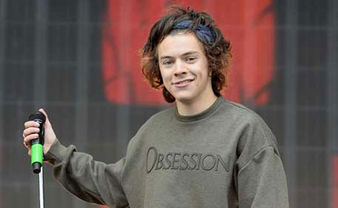 Styles, 22, joined the group One Direction in 2010. The band, which ...