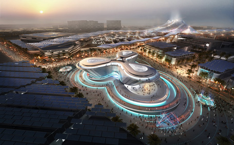 Architecture Design In Dubai global architects to design dubai expo 2020 theme pavilions