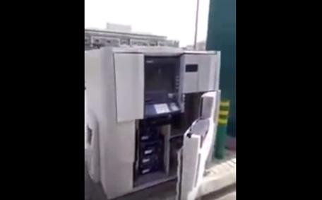 open atm machine