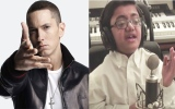 Photo: Must Watch: Boy with incurable disease, 125 fractures raps Eminem