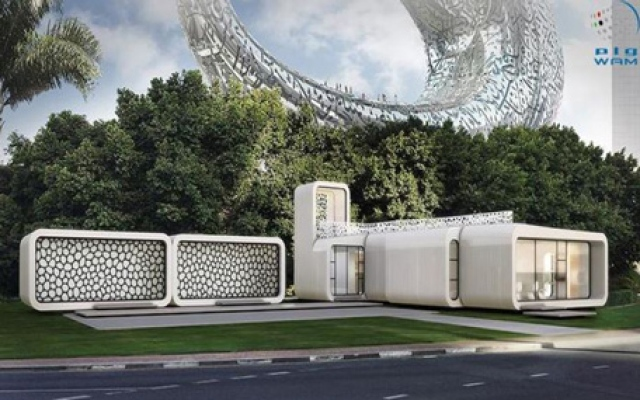 Dubai awards tender for world's first 3D-printed lab; details here