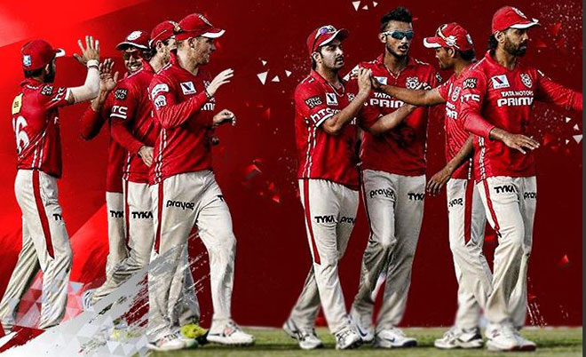 Picture courtesy Kings XI Punjab/Twitter