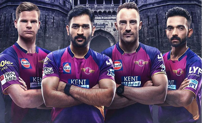 Picture courtesy: Rising Pune Supergiants/Twitter