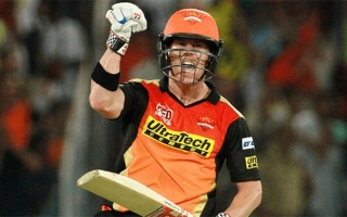 Photo: IPL DD v SRH: Delhi Daredevils win last-ball thriller