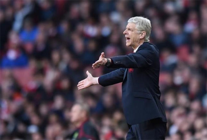 Arsenal manager Arsene Wenger. (Action Images via Reuters)