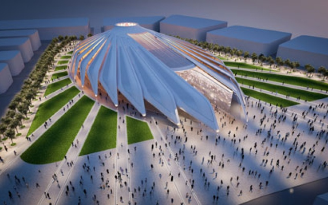 Falcon-inspired design for UAE Expo 2020 National Pavilion