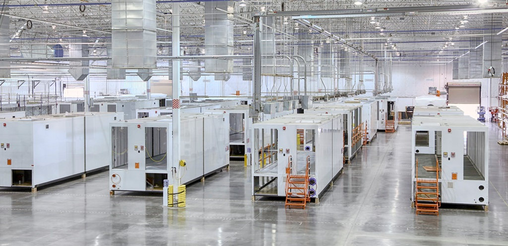 3D printing factory (Supplied)